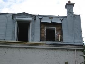 Transformation d'un chassis en fenêtre de toit